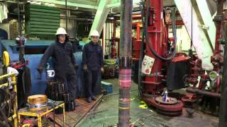 Doyon 16 C Crew Running Casing with Volant Tool 2