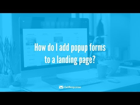 How Do I Add Popup Forms To A Landing Page? 📰
