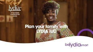 Lolo 1  Plan your family with Lydia IUD