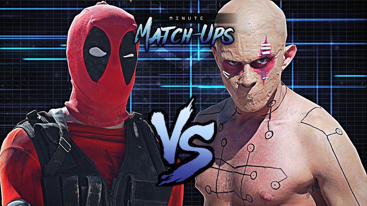 Download Deadpool VS Deadpool (X-Men Origins)