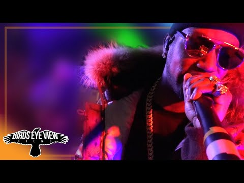 Juicy J Live Performance Youngstown State University 2.18.2016
