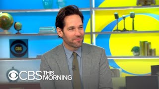 Paul Rudd on the challenges of playing opposite himself in new Netflix series