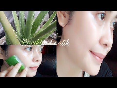 Gunakan Masker Lidah Buaya Sebelum Tidur Ini Manfaatnya Apply Aloe Vera Every Night Youtube