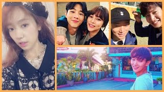 15 Korean celebrities who love to share their days with fans