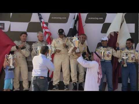 2013 UIM XCAT World Series, Round 2 - Highlights - Dubai, U.A.E.