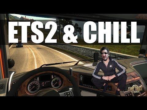 Euro Truck Simulator 2 - Taking Minty Home