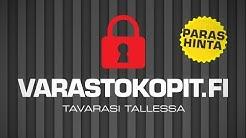 Varastokopit - Varastovuokraus - Vuokravarasto -Turku - Salo - Helsinki - Naantali