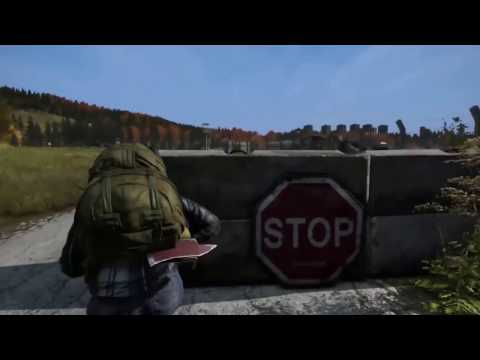 dayz player controller-new animation system-limping-zombie machanic and cars