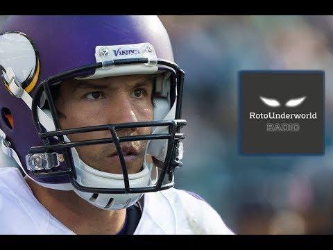 Is Sam Bradford the best-value late round quarterback in fantasy football?