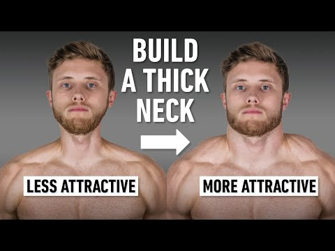 How To Build A Thicker Neck Fast! (Simple Science-Based Training)
