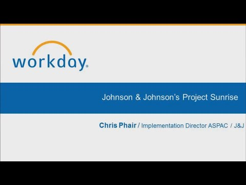Webinar - Journey to the Clouds: Featuring Johnson & Johnson