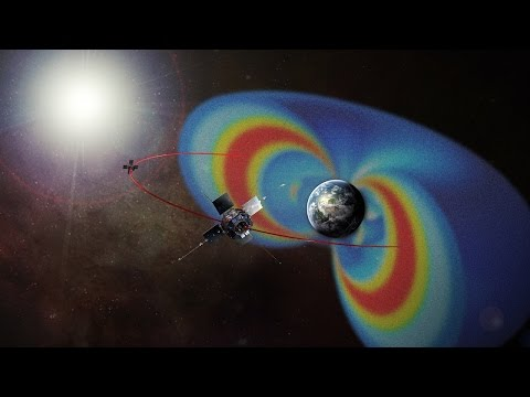 Van Allen probes revolutionize view of radiation belts