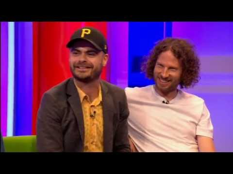 Ricky Wilson Embarrassing Interview The Kaiser Chiefs  the one show