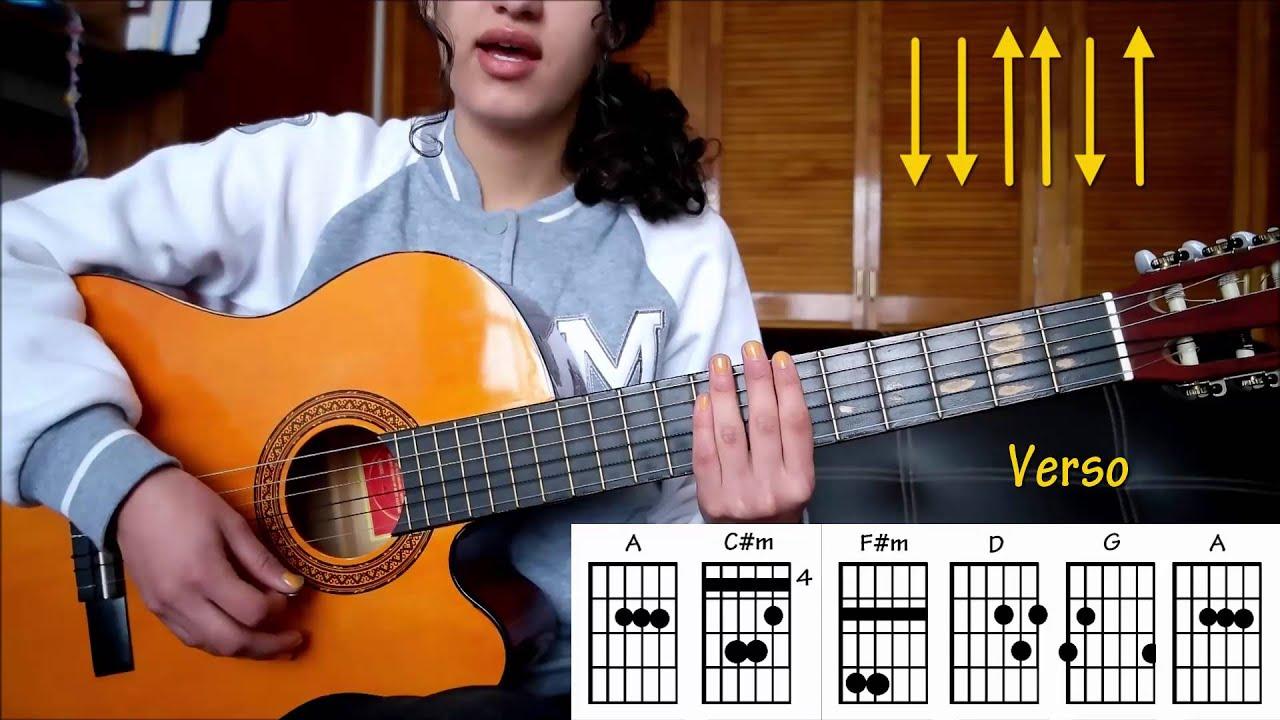 Help The beatles lesson / tutorial / Como tocar / Acordes FACIL