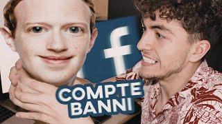 Compte Pub Facebook BLOQUÉ : voici la SOLUTION