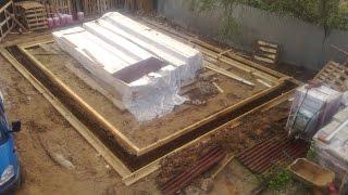 видео Выбор бетона для фундамента гаража