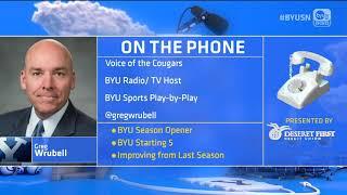 Greg Wrubell Interview 11.6.18