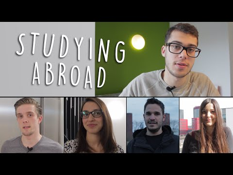 Studying Abroad - Why you should do it!