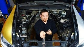 Давидычу сломали золотую BMW (Полная версия)