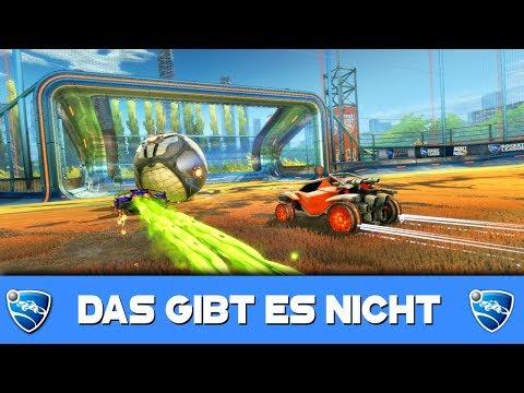 Das GIBT ES NICHT... 🚀 Rocket League German Gameplay thumbnail