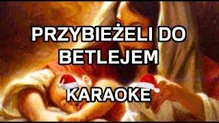Kolędy - Przybieżeli do Betlejem [NIŻSZA TONACJA[ - Karaoke!