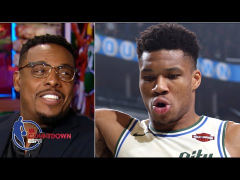 Giannis will really scare me when he actually hits his prime - Paul Pierce | NBA Countdown