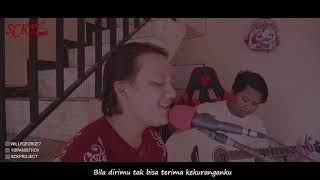 GAMBARAN HATI - NAZIA MARWIANA COVER BY WILLY & YOPAN SCK PROJECT akustik gitar cover
