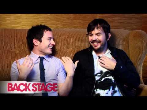 Elijah Wood and Jason Gann on 'Wilfred'