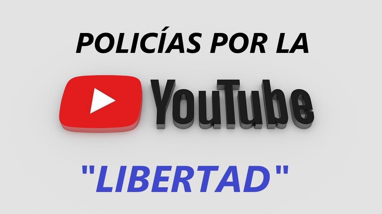 ????POLICÍAS POR LA LIBERTAD EN YOUTUBE???? POLICIAS, GUARDIA CIVILES Y CIUDADANOS.
