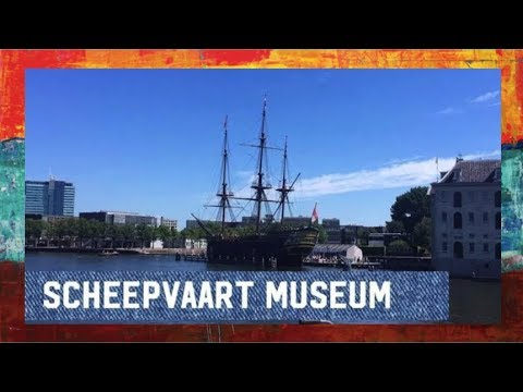 An 18th century cargo ship?! | Scheepvaart Museum Amsterdam | Filipino Dutch Family