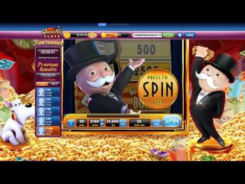 Quick hit slots –Monopoly Big Money Reel: Albert's Slot Game Review