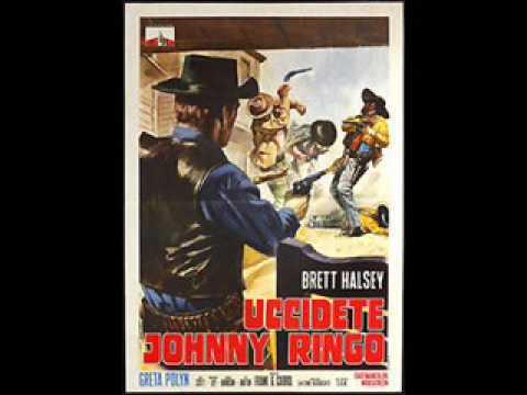 Uccidete Johnny Ringo  Pippo Caruso  1966