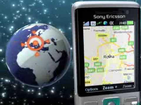 Sony Ericsson C702 Demo Video