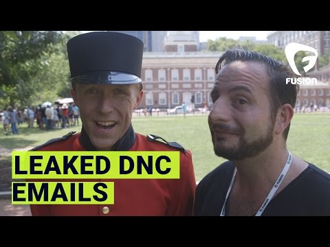 LEAKED DNC Email Sing-a-Grams