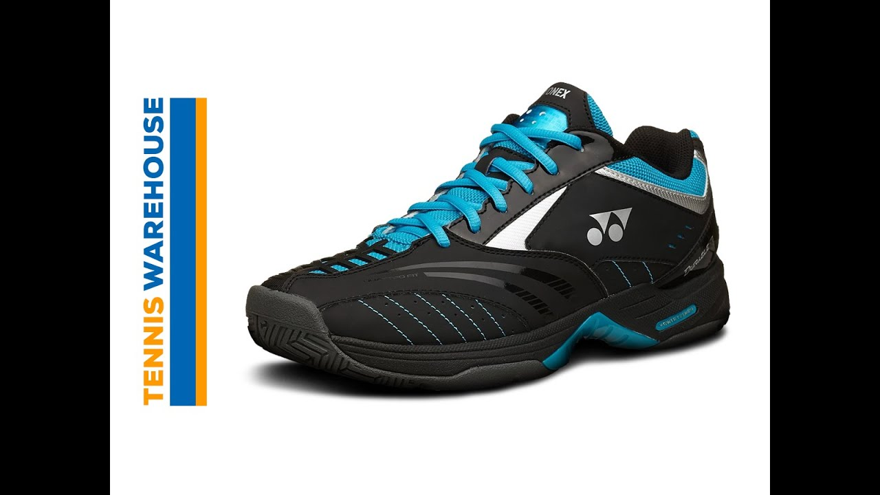 Yonex Power Cushion Durable II Tennis Shoe - YouTube