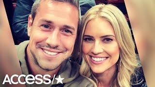 Christina El Moussa Marries Boyfriend Ant Anstead In Surprise Ceremony | Access