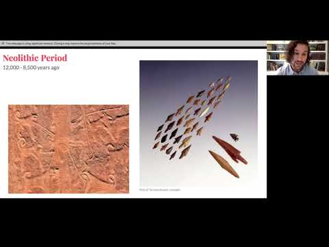 The Development of Archery in The Near East and Egypt- a Lecture by Amiel Abir