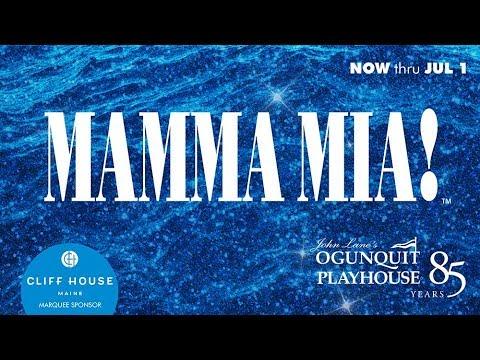 Mamma Mia - Ogunquit Playhouse 2017