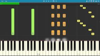 Download Video French Montana ft. Kanye West, Nas -  Figure It Out - Piano Tutorial MP3 3GP MP4
