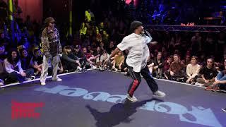 Clementine vs Just Jamz 1ST ROUND BATTLE House Dance Forever 2019