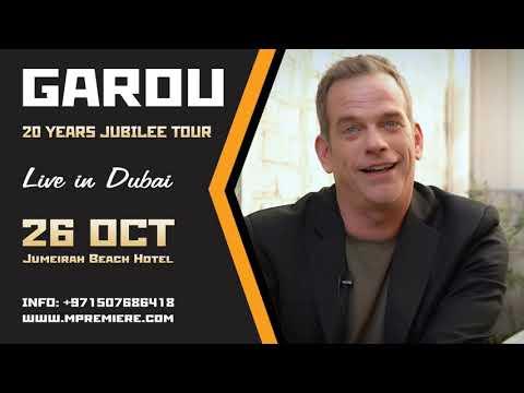 GAROU Live in Dubai | 20 Years - Jubilee Tour