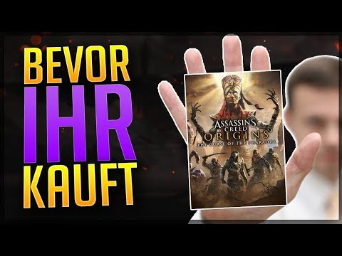 BEVOR IHR KAUFT - DER FLUCH DER PHARAONEN REVIEW DEUTSCH - The Curse Of The Pharaos Review