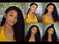 5 CUTE & EASY BACK TO SCHOOL HAIRSTYLES FOR CURLY/WAVY HAIR   FT LAVY HAIR