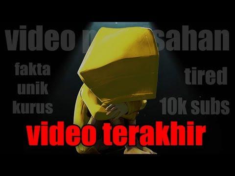 Selamat Tinggal Youtube