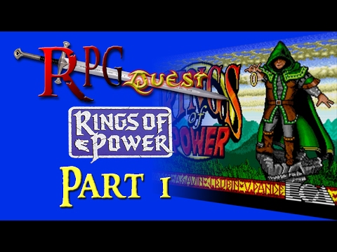 RPG Quest #62: Rings of Power (Genesis) Part 1