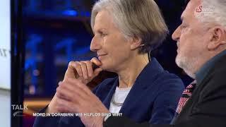 Talk im Hangar-7: Mord in Dornbirn - Wie hilflos sind wir?