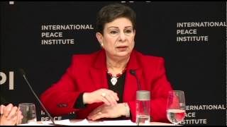 Palestine at the Crossroads and in Context