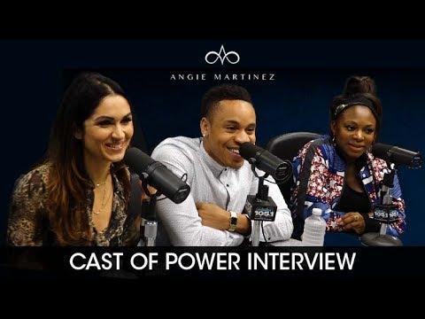 Power Cast Talks Season 4 + Character Deaths