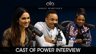 Power Cast Talks Season 4 + Character Deaths