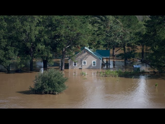 How sea level rise makes storm flooding worse